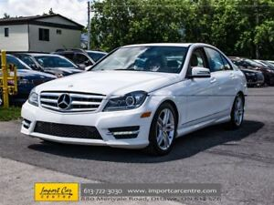 2013 Mercedes-Benz C-Class 300 4MATIC PRICE REDUCED!!  CALL!!