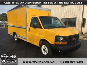 2012 GMC Savana G3500 12Ft SRW 4.8L V8 Gas