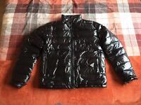 Moncler Acorus Down Jacket Medium Black Mens