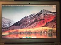 2017 MacBook Air (1 week old)