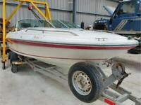 Sea ray 17 foot sport boat project