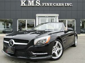 2013 Mercedes-Benz SL-Class SL 550| DISTRONIC| AMG- SPORT| PREMI