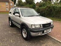 1999 Vauxhall Frontera 2.2 DTi 16v Sport RS 3dr Manual @07445775115