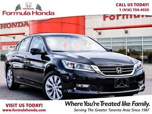 2013 Honda Accord Sedan EX-L | HEATED SEATS | ONE OWNER! | ACCID