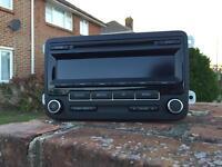 VW Tauran 2013 Mp3 plus Auto Dab radio kit including Transmitter and External Antenna