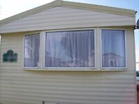 3 Bedroom Fully Heated Static Caravan for Hire at Haven Golden Sands in Mablethorpe