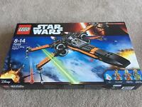 Lego 75102 Star Wars Poe's X-Wing Fighter Factory Sealed