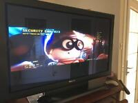 "42"" flatscreen phillips tv"