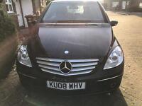 Mercedes B180 cdi se manual 2008 p-ex welcome,AA/rac welcome,still insured very reliable car