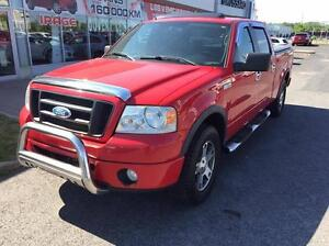 2008 Ford F-150*Leather*Sunroof*Very Clean FX4 XLT