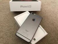 Apple iPhone 6s space Grey 16GB unlocked