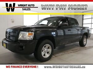 2011 Dodge Dakota SXT| 4X4| CRUISE CONTROL| TONNEAU COVER| 145,0