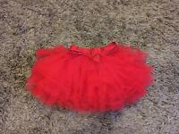 NEXT RED TUTU SKIRT ......so cute