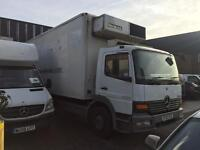 MERCEDES antego 1323 fridge freezers 03 lez for london