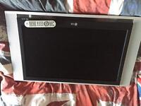 32in LG tv, not HD no power lead