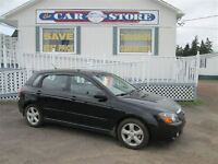 2009 Kia Spectra5 SX WAGON!! SUNROOF!! A/C!! 5 SPD GAS SAVER!! C