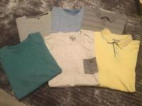 12 Men's Tshirts BUNDLE