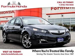 2013 Acura TL ELITE PACKAGE | NAVIGATION | ALL WHEEL DRIVE