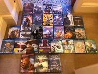 DVD and Blu Ray bundle