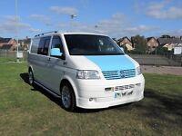 Volkswagen T5 Campervan ONLY £10750