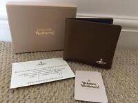 Vivienne Westwood Men's Leather Wallet - CAN POST.