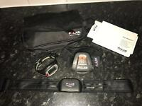Polar RS300X heart rate monitor for gym or running