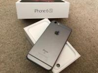Apple iPhone 6s space Grey 64GB unlocked