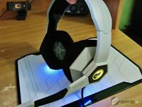BRAND NEW UNBOXED RARE LIMITED EDITION RAZOR STAR WARS GAMING HEADSET LAST 1 LEFT ! RARE