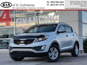 2012 Kia Sportage LX | Winter Tires | Remote Start | Heated Seat