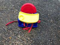 Kids booster chair