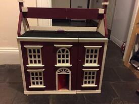 Child's doll house
