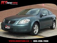 2010 Pontiac G5 SE Coupe - Automatic, Power Windows & Locks