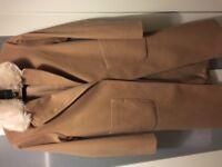 New Look coat, Size 6