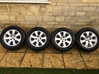 wheels peugeot 206 207 306 307