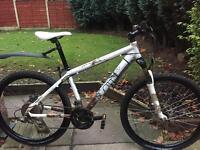 adults scott double disc mountain bike