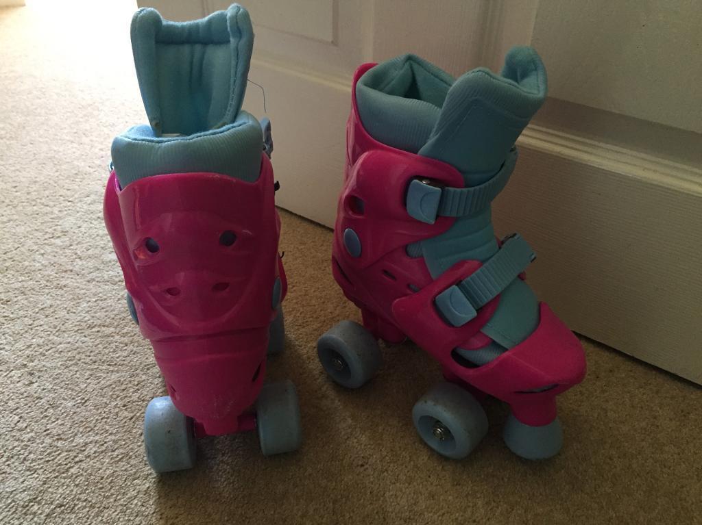 Roller skates and roller blades