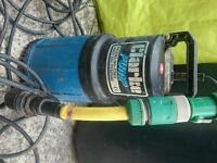 """Clarke 1¼"""" Submersible Water Pump - CSE2 pond hydroponic"""