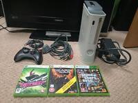 XBOX 360 + GTA5!