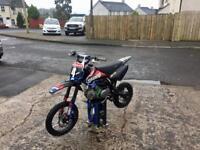 Stomp 140cc pitbike