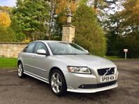 VOLVO S40 1.6 R-DESIGN' 39000 MLS / 1 OWNER / FULL VOLVO DEALER SERVICE HISTORY / IMMACULATE]