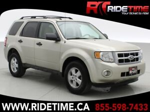 2010 Ford Escape XLT - Alloy Wheels, FWD