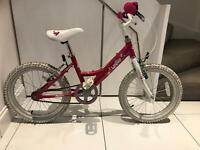 16 inch Girls Bicycle