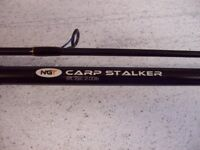 NGT 8 foot stalker rod