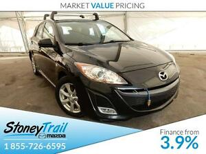 2010 Mazda Mazda3 GS SPORT - SUNROOF! AUTO WIPERS/LIGHTS! ROOF R