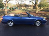 SAAB 9-3 CABRIOLET IN IMMACULATE CONDOTION