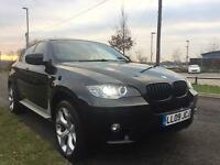 BMW X6 diesel,low milage px Audi Q7,ML,X5