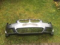 Bmw 3 series E92 coupe M pack genuine front bumper in good condition