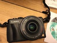 Panasonic LUMIX DMC-GX1X camera