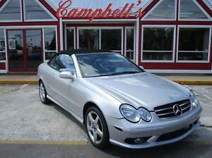 2005 Mercedes-Benz CLK-Class CONVERTIBLE US CAR BLUTOOTH FRESH A
