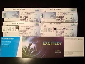 Drake Tickets Standing - Glasgow - 25th Jan - SSE HYDRO